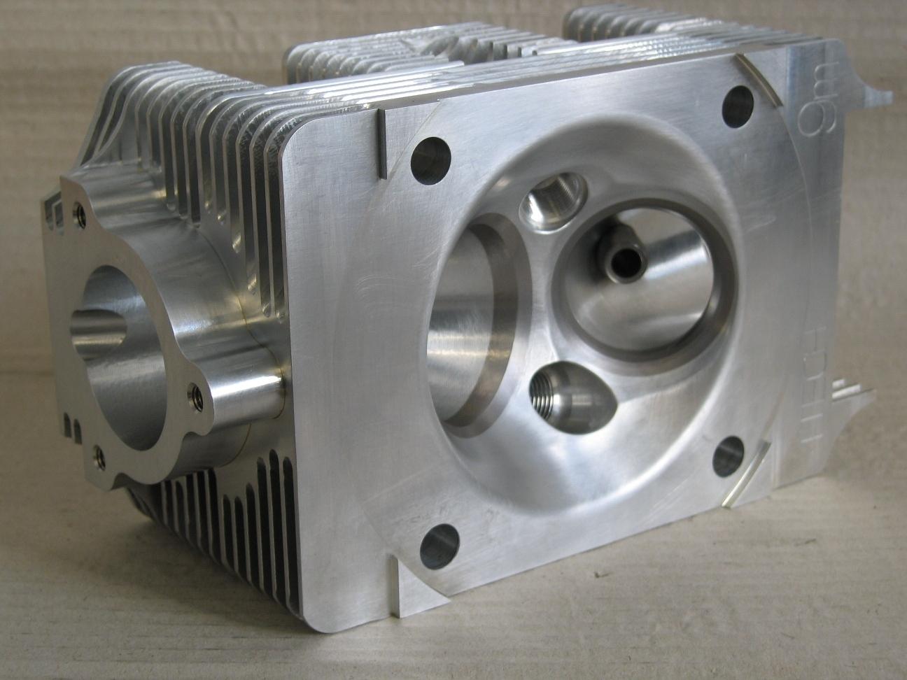Billet Cylinder Heads : M billet cylinder head